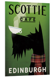 Cuadro de PVC  Scottie Cafe - Ryan Fowler