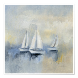 Póster Morning Sail II