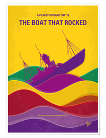 Póster The Boat That Rocked