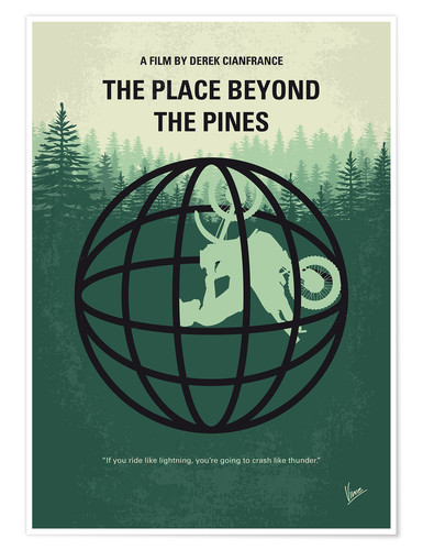 Póster The Place Beyond The Pines