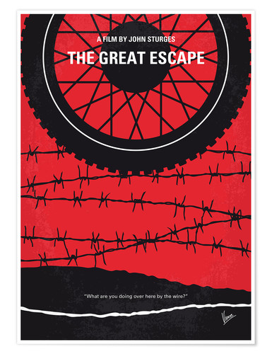 Póster The Great Escape
