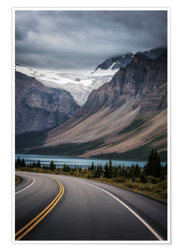 Póster Icefields Parkway