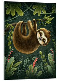 Metacrilato  Little Sloth - Elena Schweitzer
