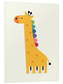 Forex  Giraffe Piano - Andy Westface