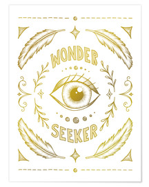 Póster Wonder Seeker