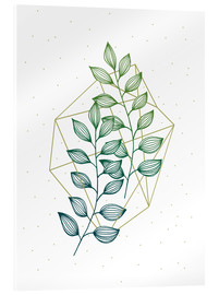 Metacrilato  Geometry and Nature III  - Barlena