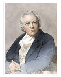 Póster William Blake
