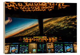 Ulrich Beinert - Airbus A320 Landing in Moscow, Russia