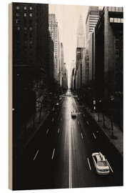 Madera  Streets of New York (42nd street - Tudor City) - Sascha Kilmer