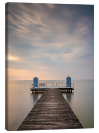 Lienzo  Jetty on the Baltic Sea (1) - Heiko Mundel