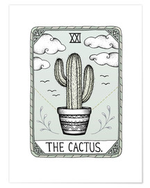 Póster  The Cactus - Barlena