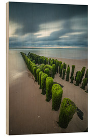 Madera  mystical groyne on Sylt (long exposure) - Heiko Mundel