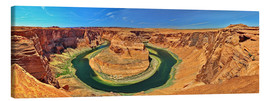Lienzo  Horseshoe Bend - fotoping