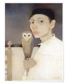 Póster  Jan Mankes - Jan Mankes
