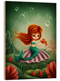 Madera  Little mermaid - Elena Schweitzer