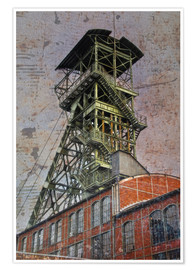 Póster winding tower