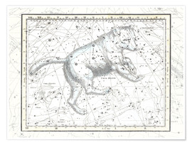 Póster Ursa Major, plato 6