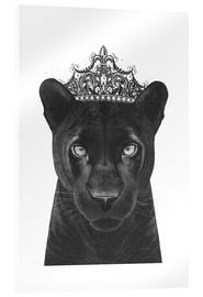 Metacrilato  The Queen panther - Valeriya Korenkova