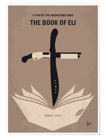 Póster The Book Of Eli
