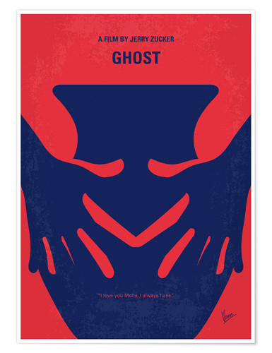 Póster Ghost