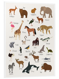 Forex  Animales favoritos (alemán) - Kidz Collection
