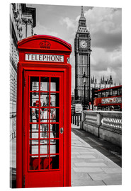 Art Couture - Londres llamando al n. ° 1