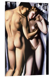 Forex  Adam and Eve  - Tamara de Lempicka