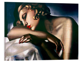 Forex  The Sleeping Girl - Tamara de Lempicka